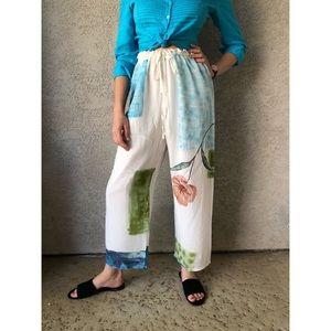 VINTAGE | High waisted pants